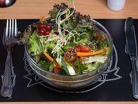 Ensalada de quinoa con verduritas