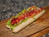 Hot dog Texas