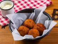 Croquetas chicken box