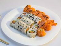 Tabla full salmón (24 piezas)