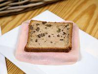 Sándwich pan de nuez relleno a elección