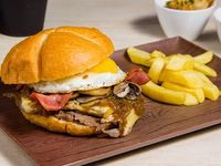 Sándwich glotón