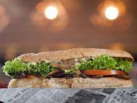 Sándwich vegeteariano