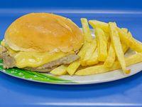 Sándwich luco