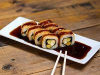 Pollo teriyaki roll