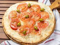 Pizza súper rellena