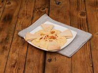 Hummus con Pan Pita