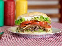 Sandwich churrasco completo