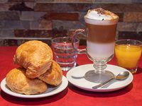 Desayuno clásico