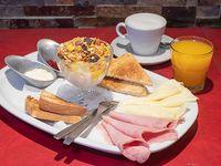 Desayuno Swami