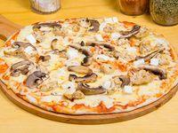 Pizza familiar Fussión Art