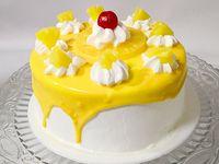 Marquesa de Piña Colada - Torta Refrigerada