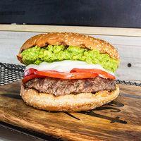 Italinana burger