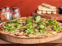 Pizza vegetariana garde 1