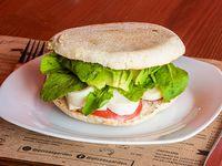 Sándwich vegetariano 1