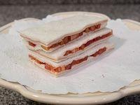 Sándwiches triples especiales de miga (8 unidades)