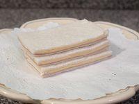 Sándwiches triples de miga (8 unidades)