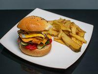 Cool burger