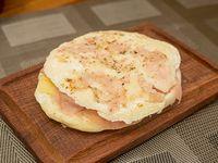 Roseta de jamón y queso