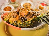 Khao pad saparod