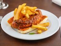 Currywurst - Salchicha de Berlin