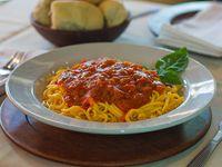 Spaghettis al huevo