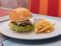 Burgertime (Hamburguesa Clásica)