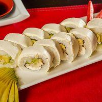 Teriyaki Cheese Roll (10 piezas)