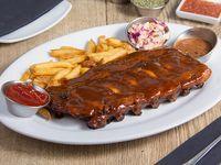 Classic BBQ ribs