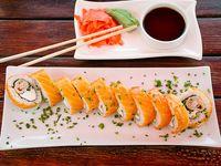 29 - Sake roll ebi tempura (8 unidades)