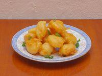 5 - Camarones fritos