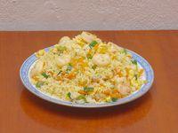 25 - Chao fan con camarones