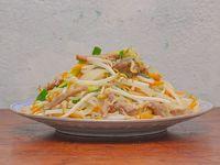 32 - Chop suey de cerdo
