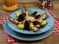 Titico di frutti di mare al ajillo