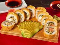 Hot roll (10 piezas)