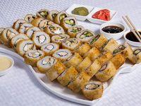 Promoción - 40 piezas tempura