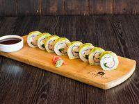 Kani ebi roll (8 piezas)
