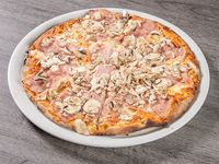 Pizza funghi (tamaño individual)