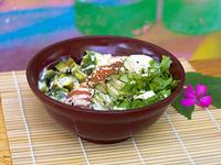 Chirashi sushi salmón