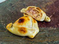 Empanada de jamón y queso 120 g