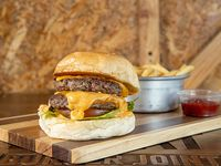 Double OG Burger