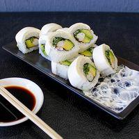 3.3 - Cheese camarón roll (10 piezas)