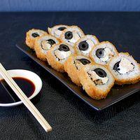 4.1- Pollo furai roll (10 piezas)