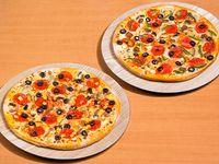 Promoción disfruta el doble - Pizza especial familiar 2x1