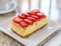 Cheesecake sin azúcar y harina