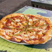 Pizza estado de emergencia
