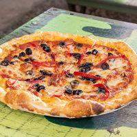 Pizza segunda vuelta