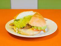 Promo 9 - 2 sándwiches chacareros + bebida 1.5 L