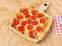 Pizza con pepperoni (20 cm)