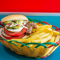 Promo para 1 - Sándwich de churrasco La Gorda Rica para 1